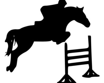 340x270 Fence Clipart Horse Jumping Many Interesting Cliparts