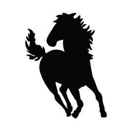 270x270 Horse Silhouettes Printable Horse Silhouette Thumb.jpg