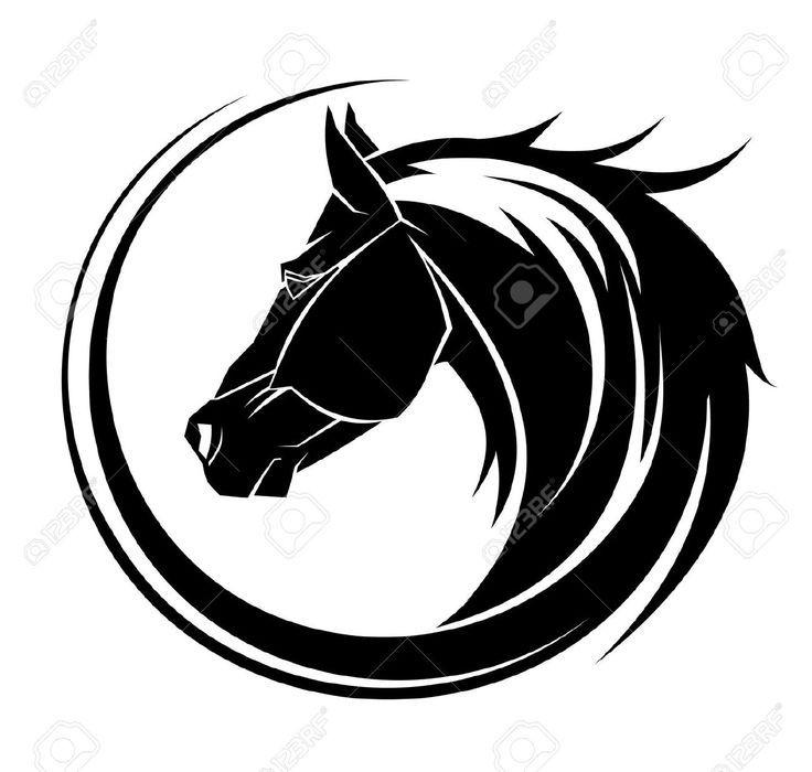 736x700 Bildergebnis Horse Silhouette Tattoo Horses Horse