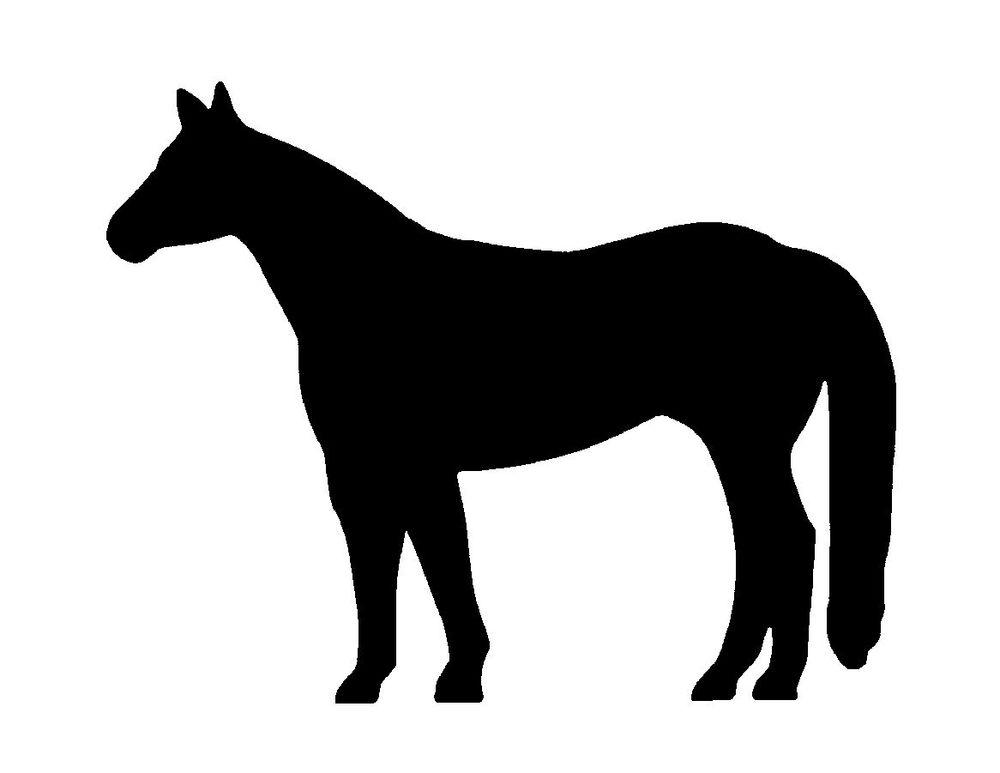 1000x773 Quarter Horse Running Silhouette Running Horses Silhouette