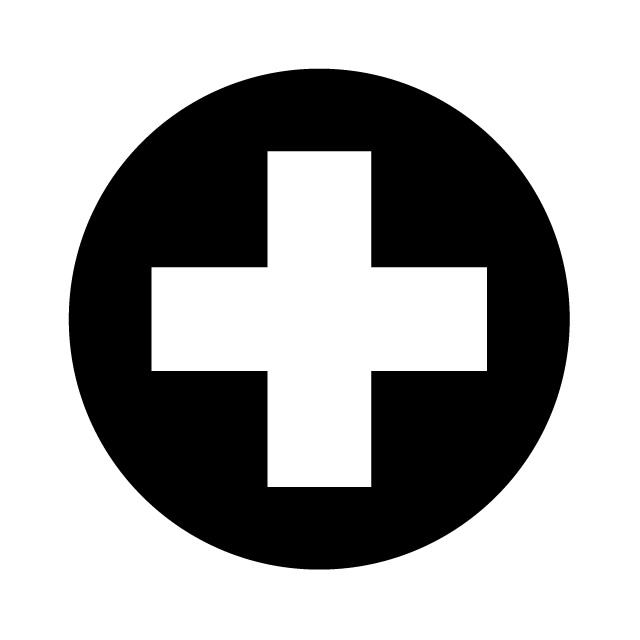 640x640 Cross Hospital Free Icon Clip Art Material