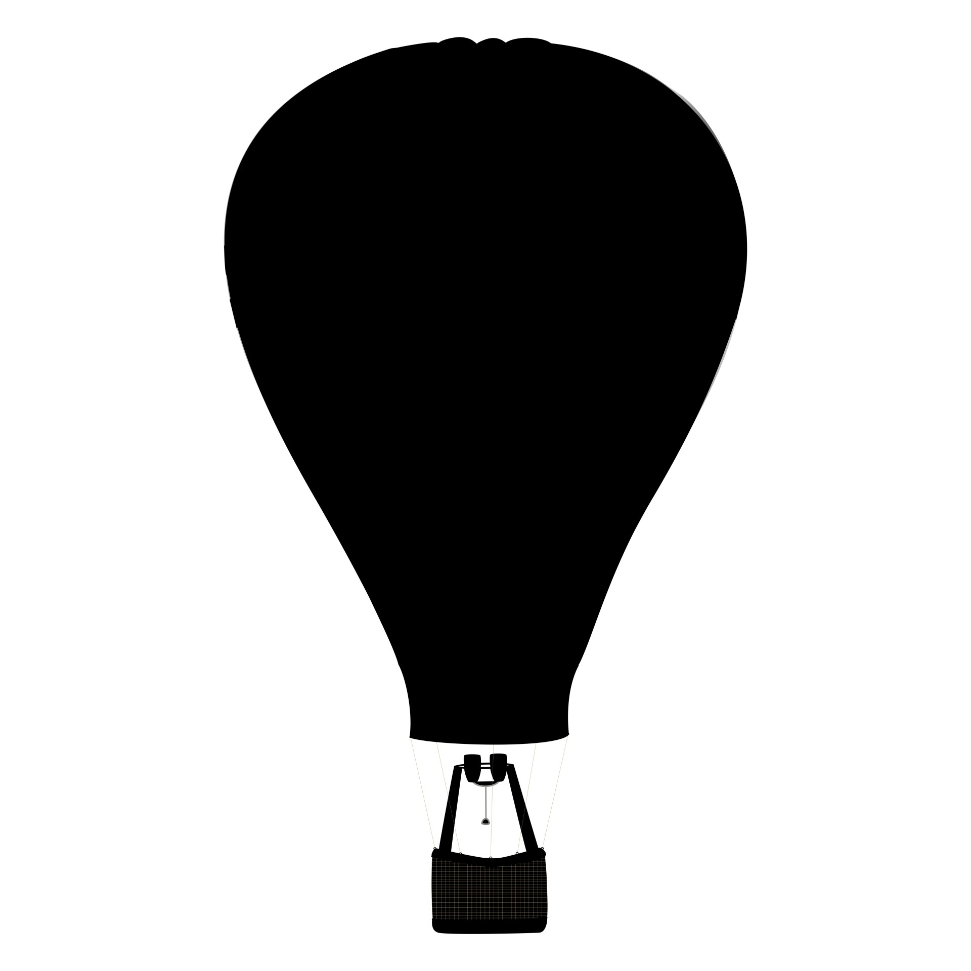 1920x1920 Hot Air Balloon Free Stock Photo