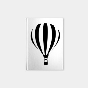 285x285 Limited Edition. Exclusive Hot Air Balloon Silhouette