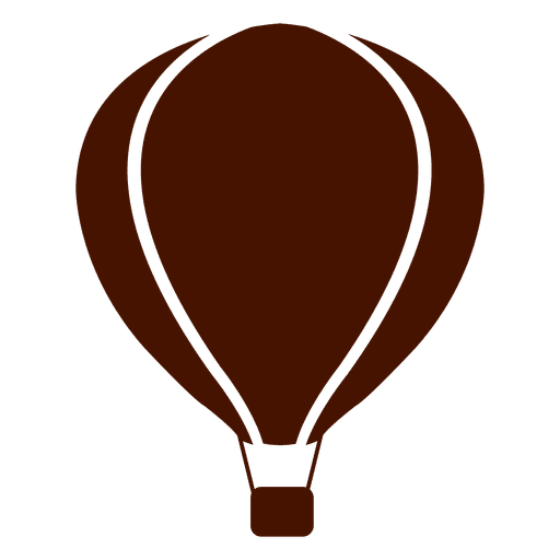 512x512 Hot Air Balloon Transport Icon