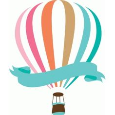 236x236 Vector Do Vintage Hot Air Balloons, Air Balloon And Babies