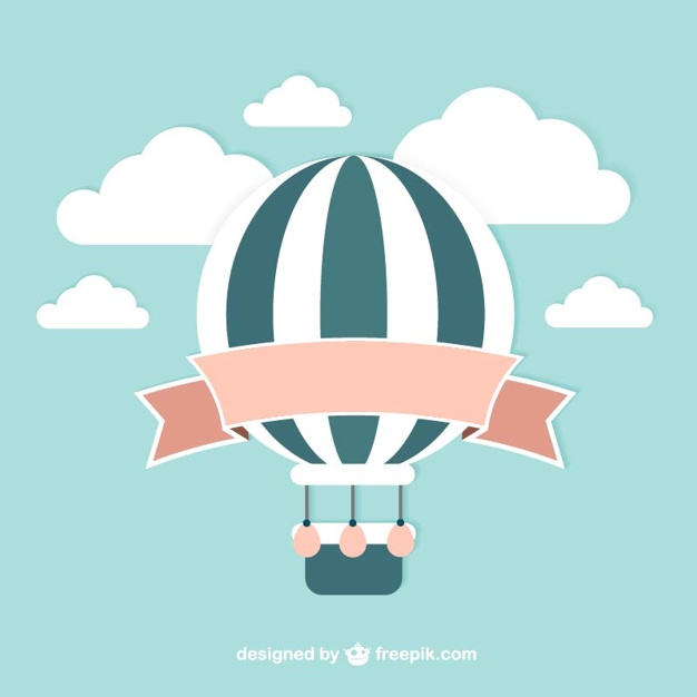 626x626 Vintage Balloon Vector Vector Free Download