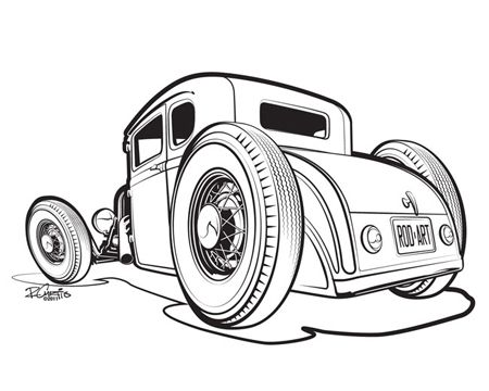 hot rod silhouette at getdrawings com free for personal use hot rh getdrawings com hot rod clipart free download hot rod clipart free download
