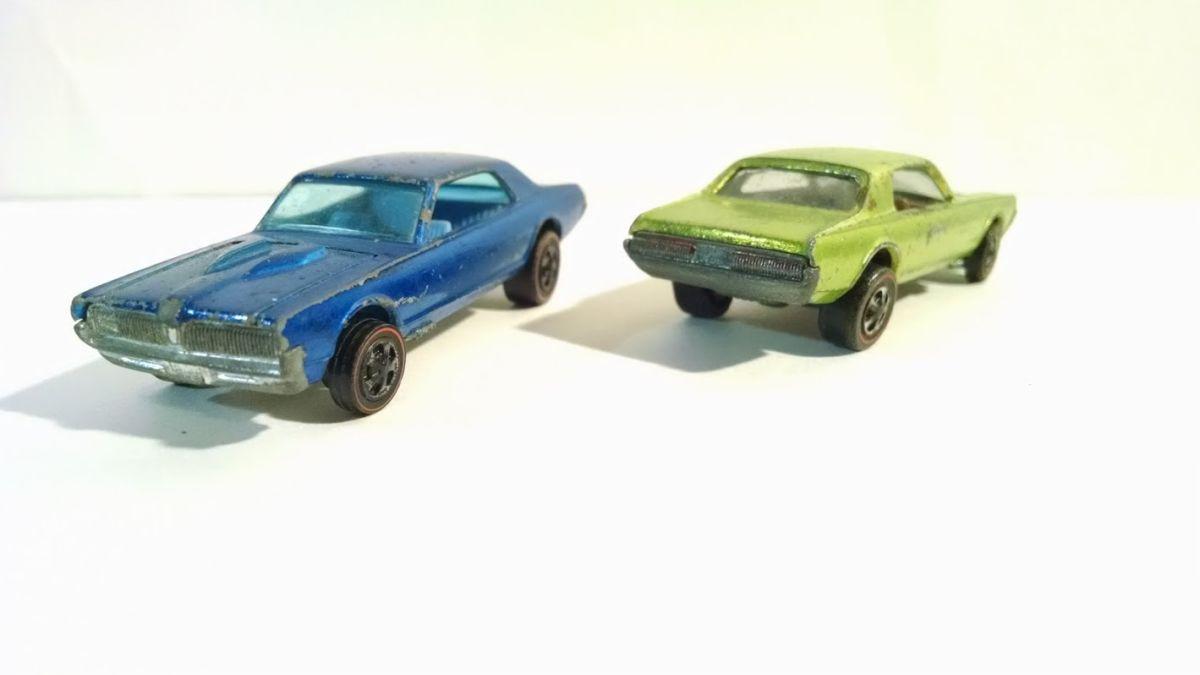 1200x675 Hot Wheels Redlines 1968, The Original Sixteen