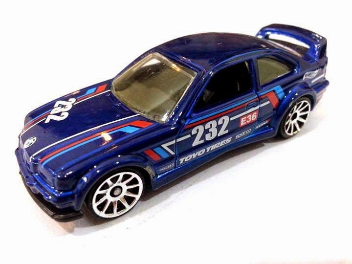 720x540 Just Unveiled 2015 Hot Wheels Bmw E36 M3 The Lamley Group