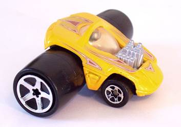 353x248 Mcdonald's Fatbax Silhouette Toy Car, Die Cast, And Hot Wheels