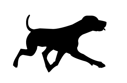 hound dog silhouette at getdrawings com free for personal use rh getdrawings com