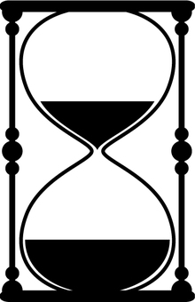 220x340 Free Cliparts Clock, Sand, Hourglass, Time