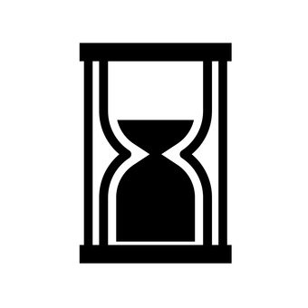 340x340 Free Cliparts Clock, Icon, Hourglass, Time