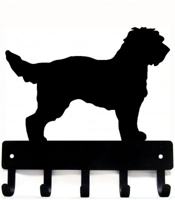 350x400 Dog Personalized House Sign Breed Cockapoo