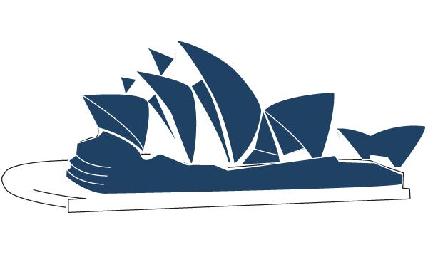 600x375 Sydney Opera House Clipart