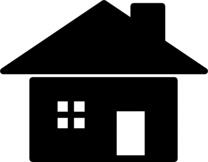 425x332 Purzen House Icon Clip Art Vector, Free Vectors