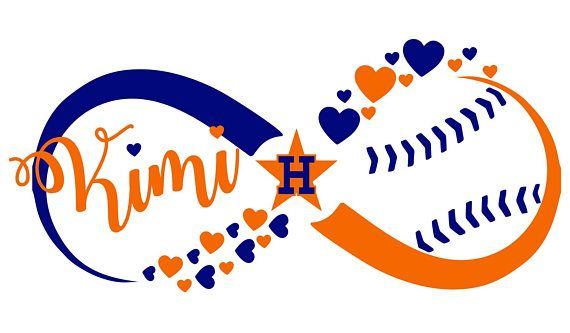 570x333 Digi Tizers Houston Astros Infinity Cut File Houston, Astros