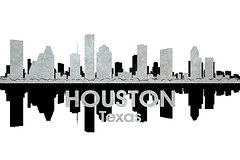 240x160 Houston Silhouette Royalty Free Images And Houston Silhouette