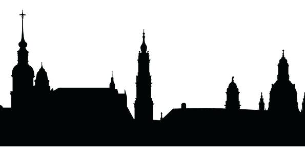 595x304 Architecture Silhouette Free Vector Architecture Icons