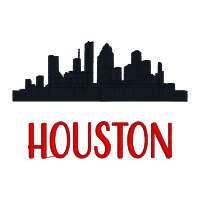 200x200 Buy 2 Get 1 Free Houston Skyline Silhouette Machine