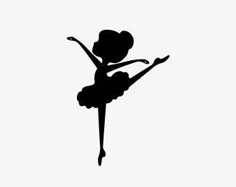 340x270 Gallery Free Ballerina Silhouette Clip Art,