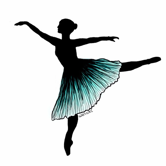 640x640 Ballerina