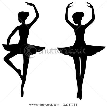 450x450 Klip Art Ballet
