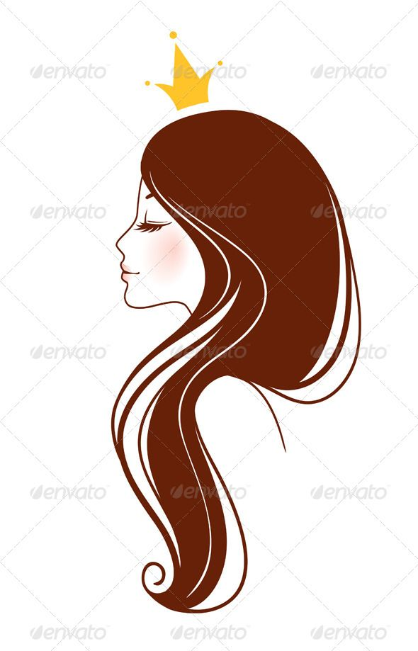 590x919 40 Best Hair Lines Amp Silhouettes Images On Disney
