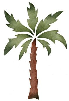 236x344 Palm Tree Coloring Pages