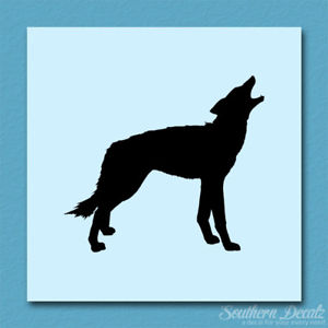 300x300 Wolf Howling Coyote