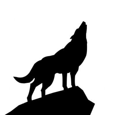 399x400 Dog Howling