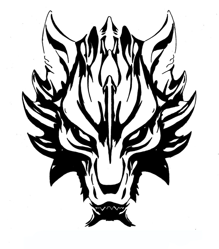 howling wolf head silhouette at getdrawings com free for personal rh getdrawings com wolf head logo quiz wolf head logo design