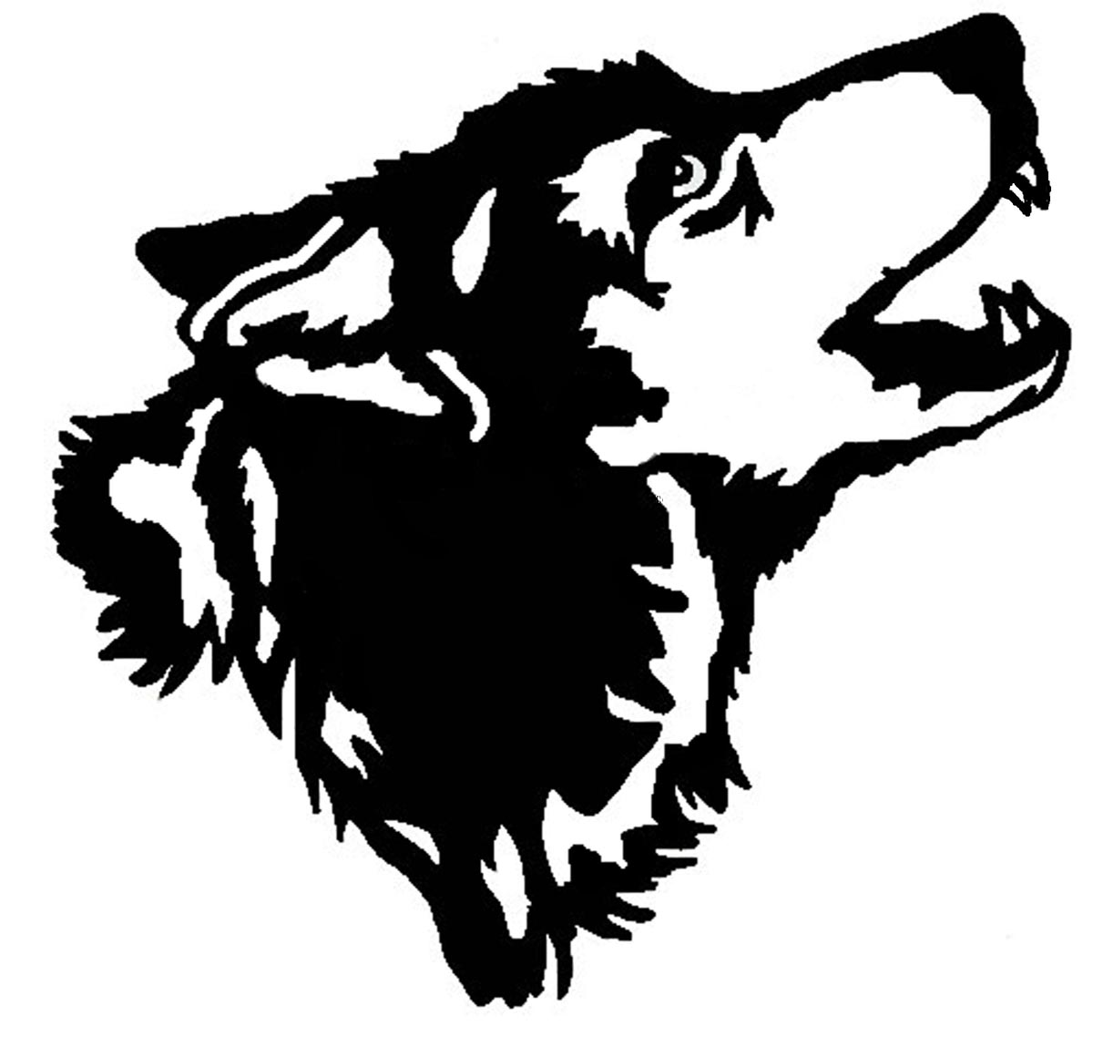 1200x1138 Wolf Clipart