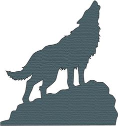 236x251 Free Clip Art Wolves Wolf Silhouette Psd Image