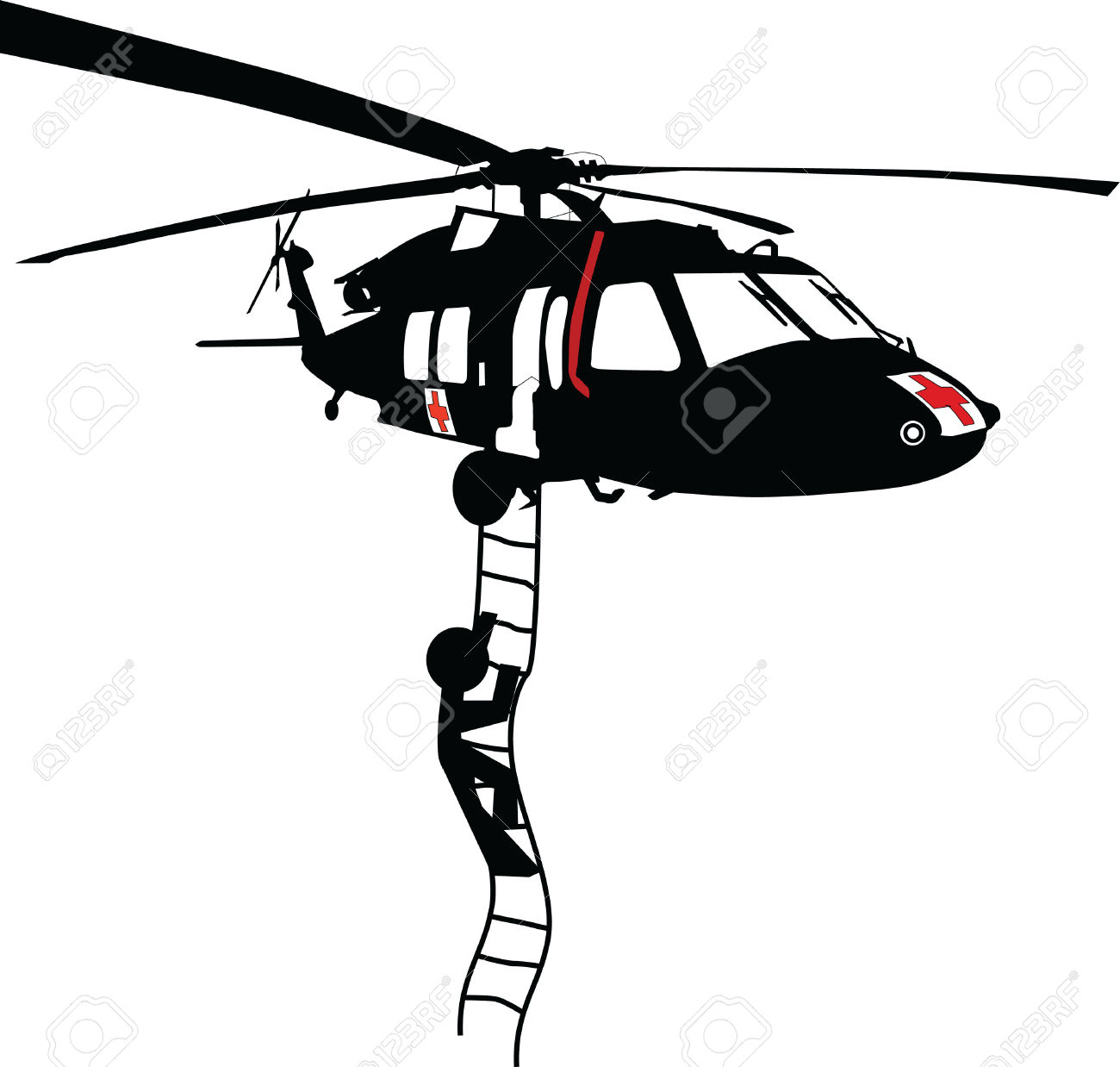 1300x1238 Helicopter Rescue Clipart