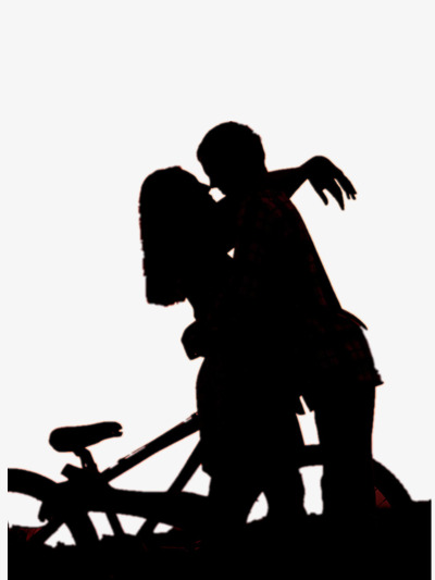 400x533 Hugging Silhouette, Hug Pictures, Embrace Creative, Lovers Png
