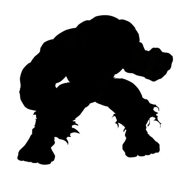 625x625 Can You Guess The Avengers Character From The Silhouette