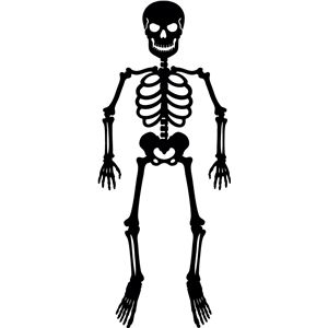 300x300 Skeleton Silhouette Design, Skeletons And Silhouettes