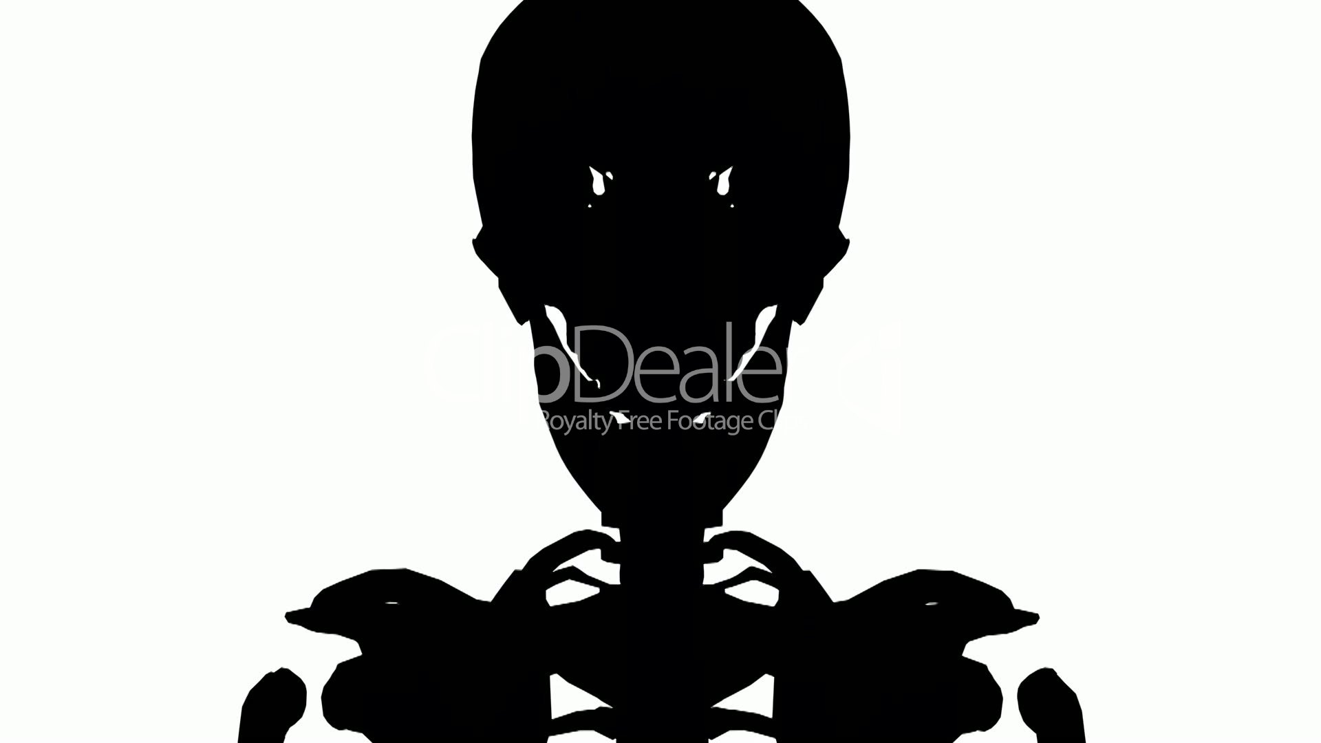 1920x1080 Moving Of 3d Skeleton.skull,anatomy,human,medical,body,biology
