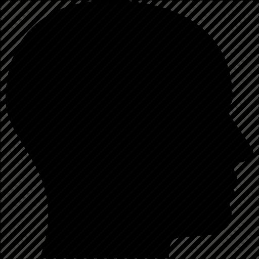 512x512 Face, Head, Human, Man, People, Profile Icon Icon Search Engine