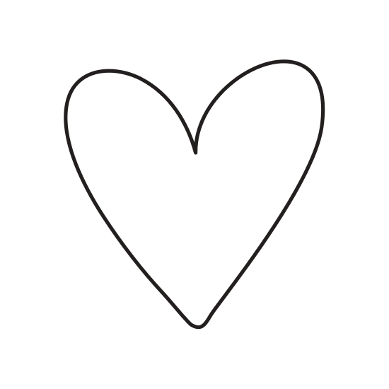 550x550 Human Heart Silhouette. Teamwork Free Vector Download (244 Free
