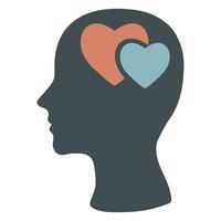 200x200 Heart Hearts Mind Minds Brain Balance Concept Concepts Balancing