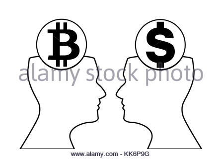 447x320 Vector Illustration Of Human Brain Outline From Top View Stock