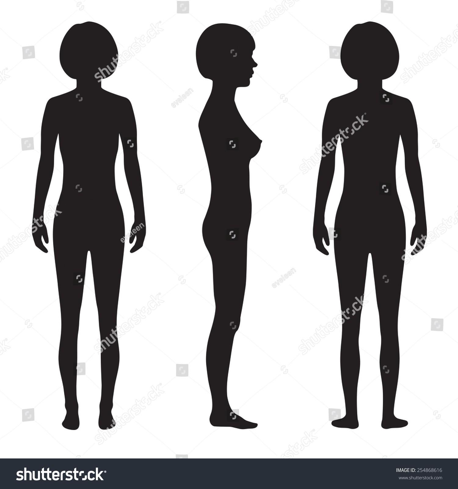 1500x1600 Human Body Silhouette Fresh Woman Profile Silhouette Body Human