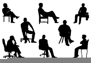 300x210 People Silhouette Clipart Free Images