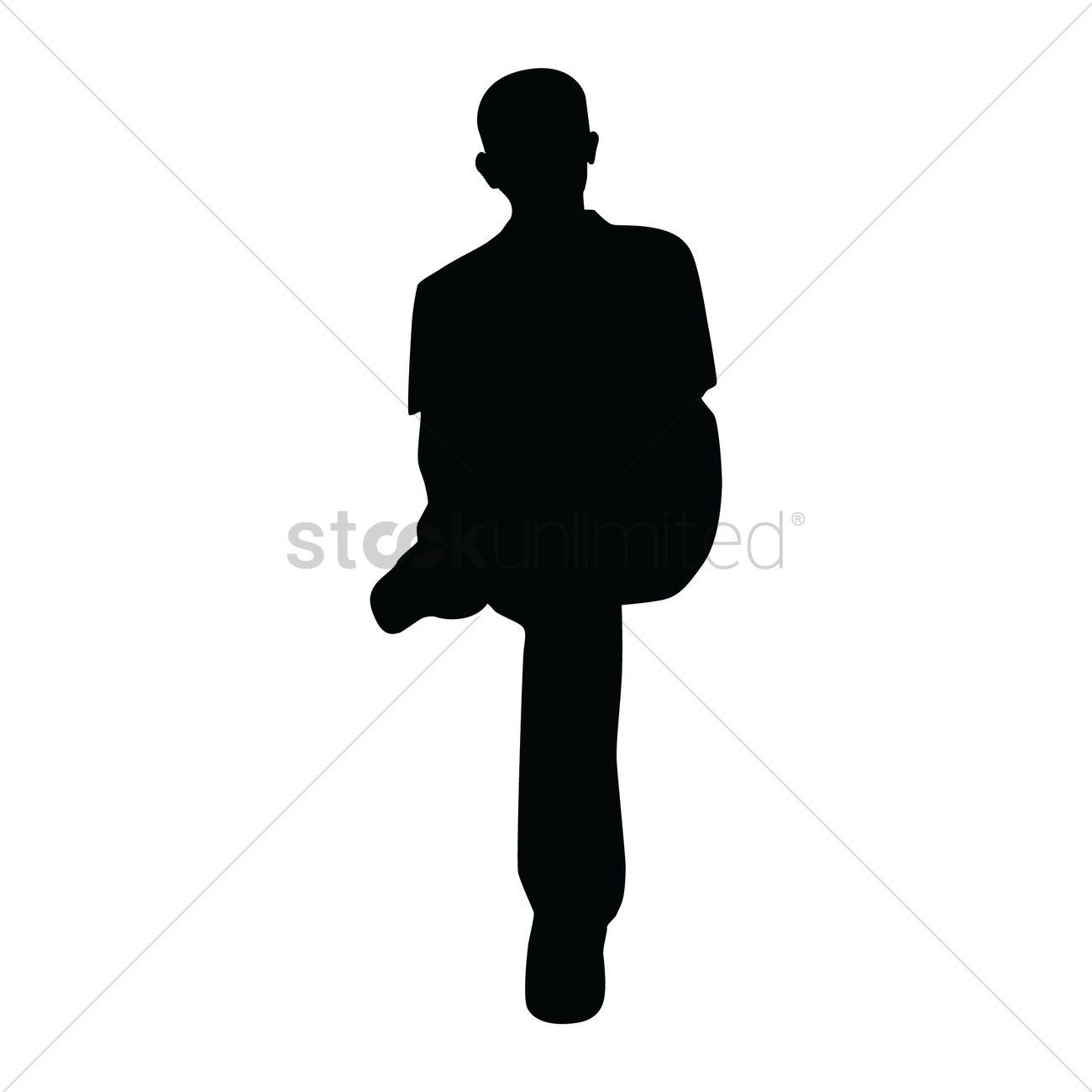 1300x1300 Shape Shapes Silhouette Silhouettes Cutout Cut Out Man Men Guy
