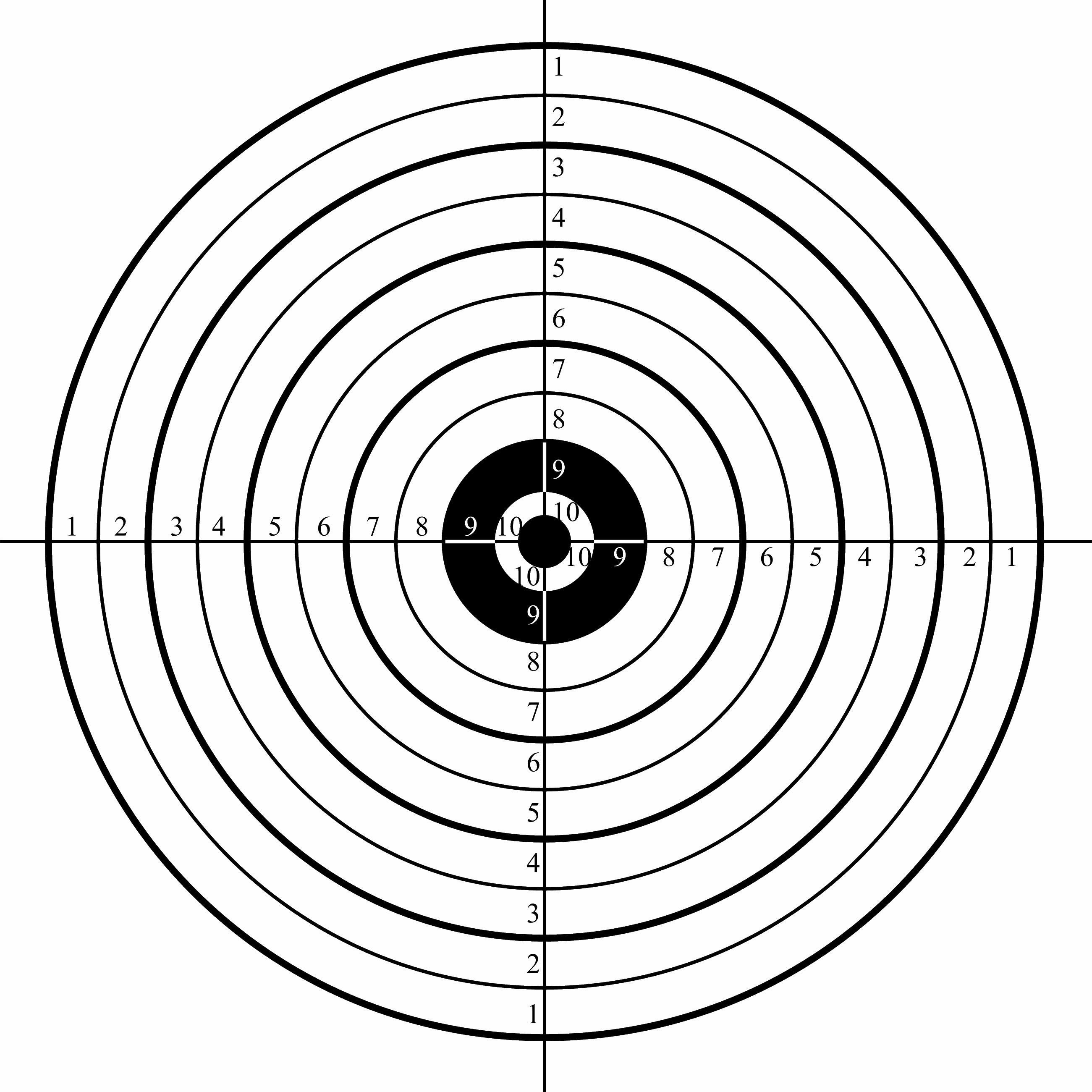 2601x2601 Targets Roseburg Gun Club