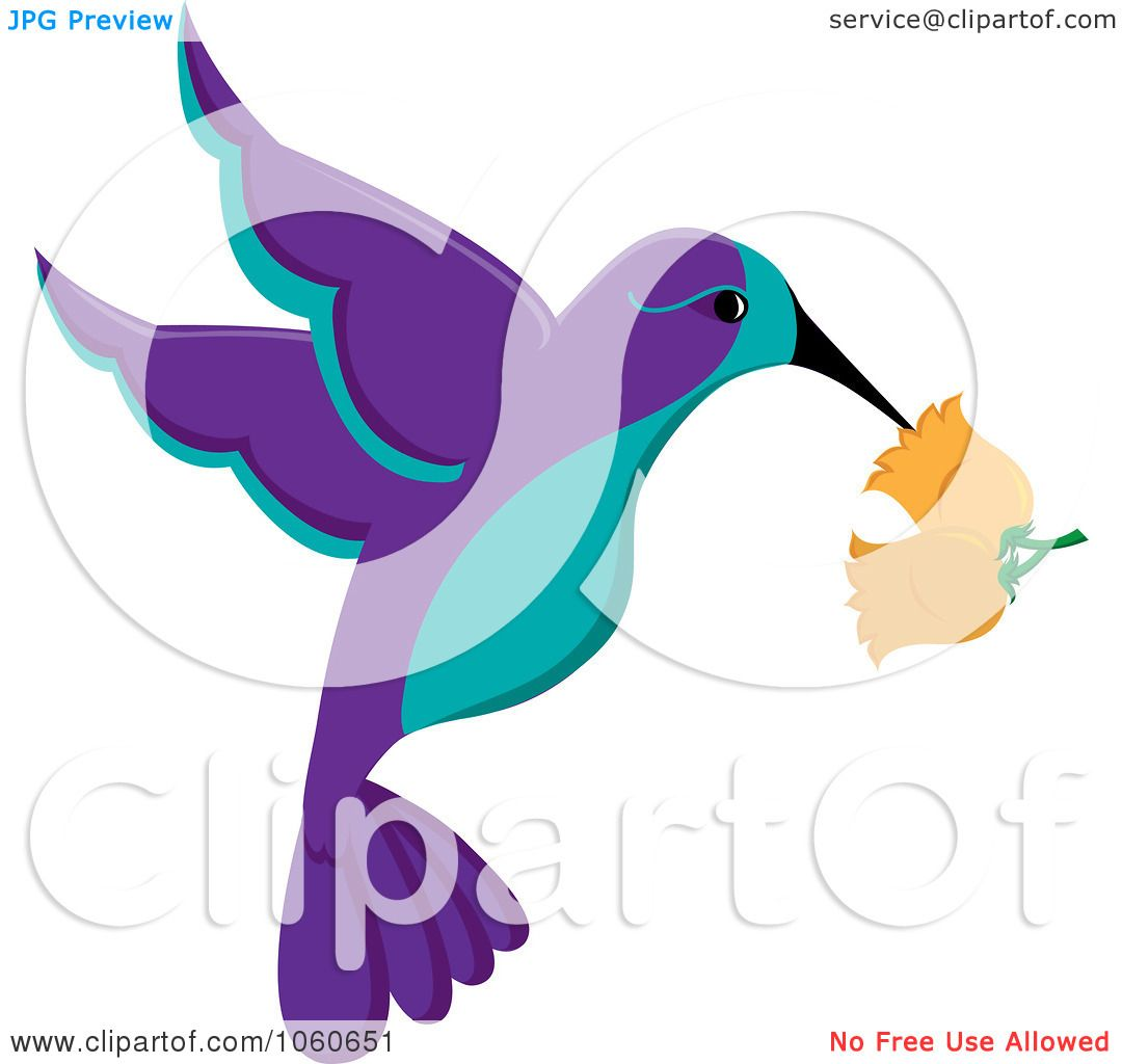 1080x1024 Royalty Free (Rf) Clipart Illustration Of A Green And Purple