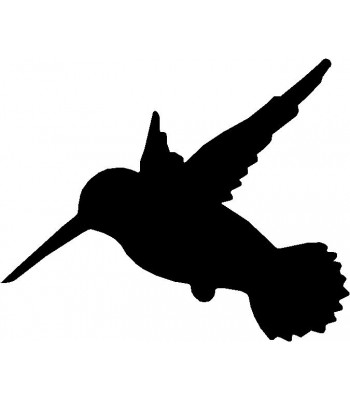 350x400 Hummingbird