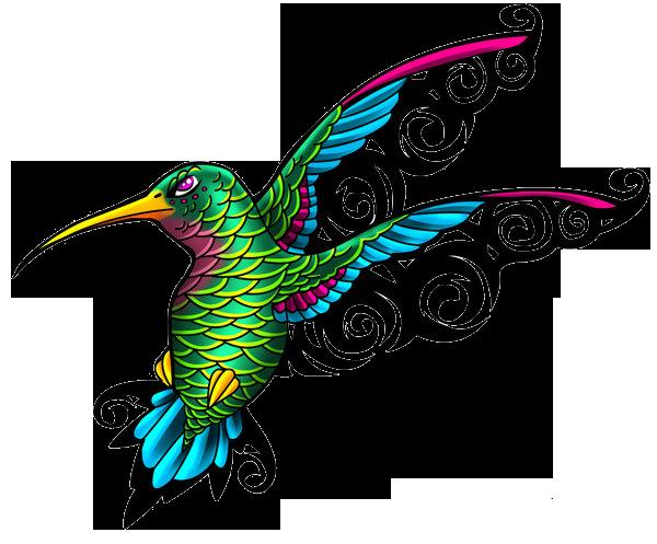 600x497 Hummingbird Tattoos Png Image